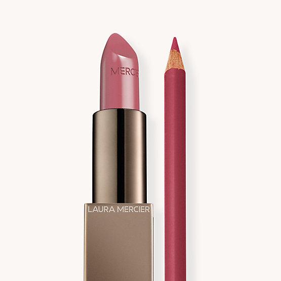 Rouge Essentiel À la Rose + Longwear Lip Liner Pink Peony